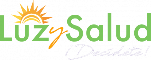 Logo Luz y salud