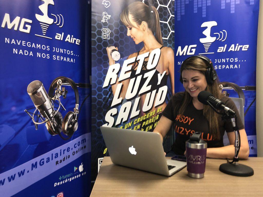 Luz Amador-programa-de-radio