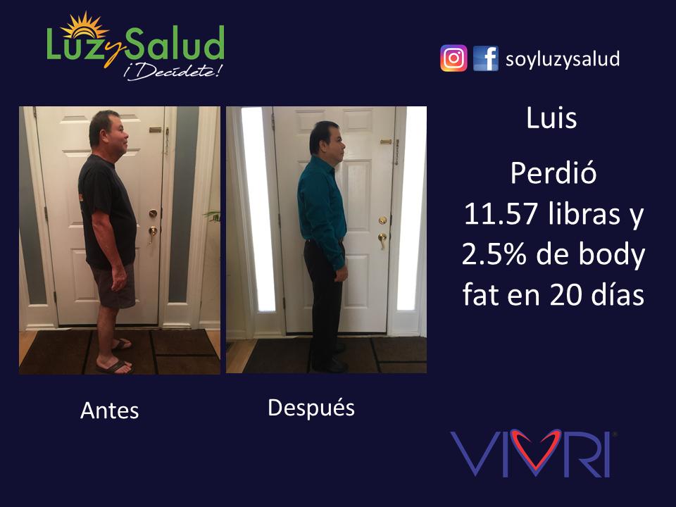 Luis - Testimonios Reto Luz y Salud