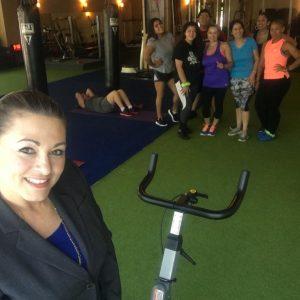 Campaña Luz y Salud - Reto Vivri-gym-gym
