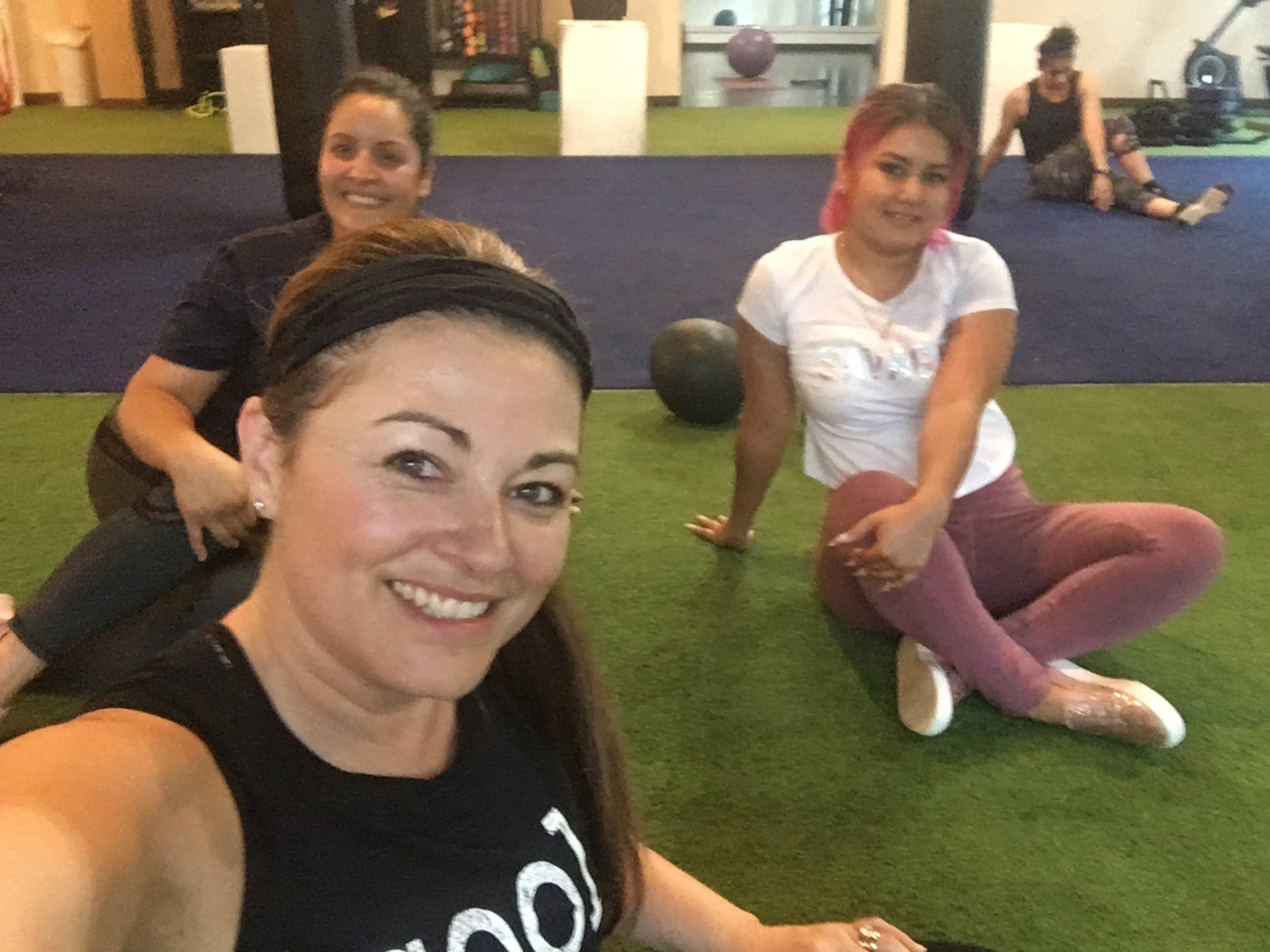 Campaña Luz y Salud - Reto Vivri-entrenamiento