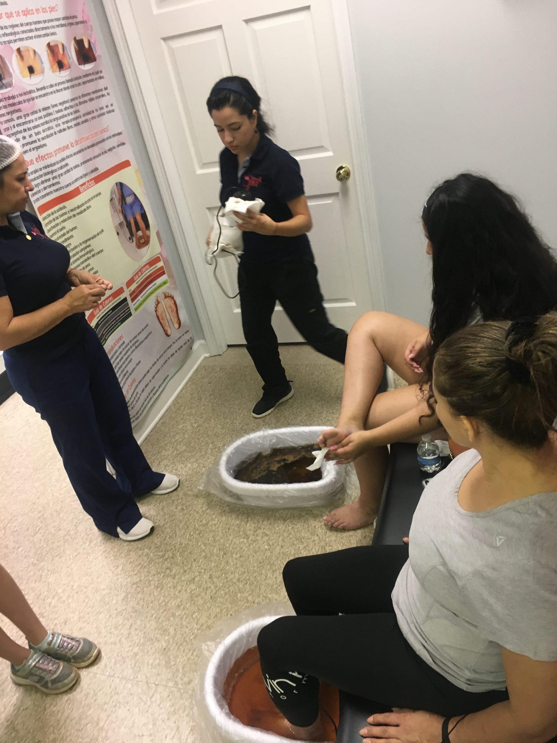 Campaña Luz y Salud - Reto Vivri-spa