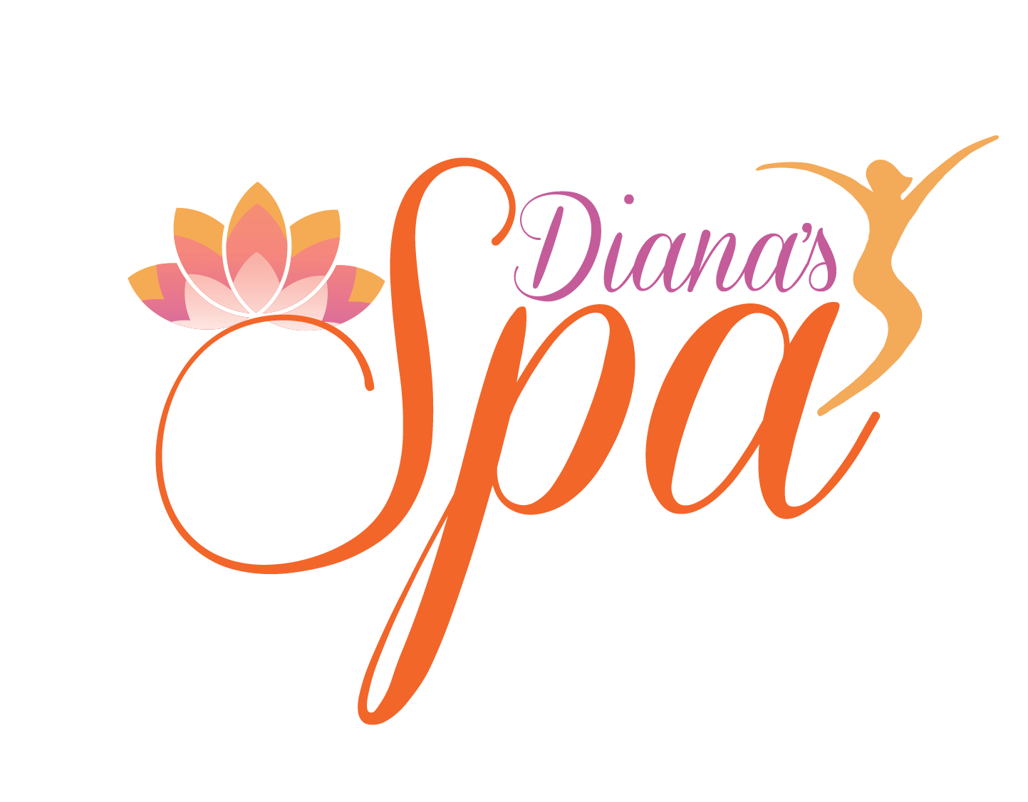 Diana's Spa logo